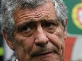 O selecionador de Portugal já lançou a 'final' com a Suíça. AFP