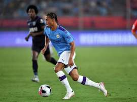 The race for Leroy Sane continues. AFP