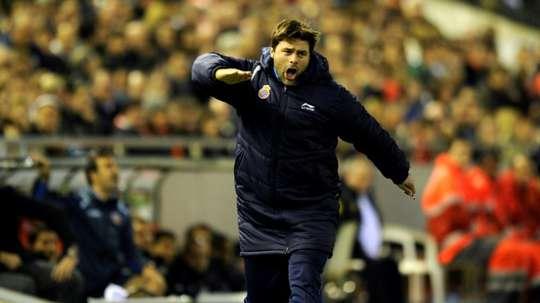 Mauricio Pochettino was linked to Barcelona after Valverde's dismissal. AFP