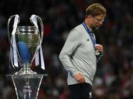 O Liverpool já começou as contratações. AFP