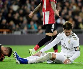 Le groupe du Real Madrid en Liga pour affronter Séville. AFP