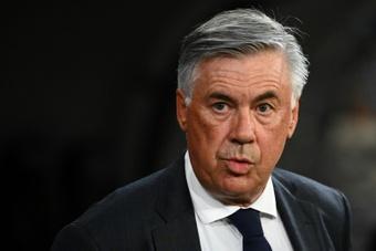 Ancelotti : Les joueurs méritent la victoire. afp