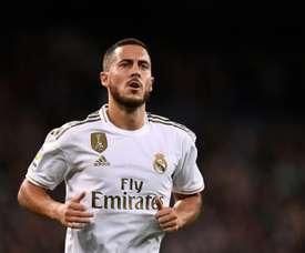 A 7 fica cada vez melhor com Hazard. AFP
