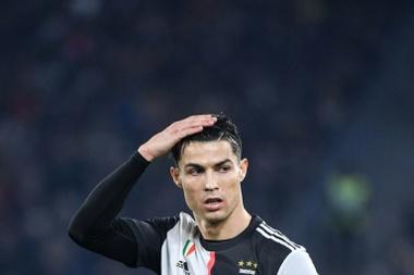 A ajuda de Cristiano Ronaldo a seu eterno rival. AFP