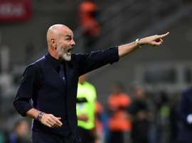 L'entraîneur de la Fiorentina. AFP