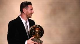 Pallone d'Oro, Messi al fotofinish: solo 7 voti su van Dijk