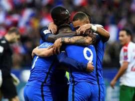 L'équipe de France, en tête de son groupe éliminatoire au Mondial 2018, se déplace à Sofia. AFP