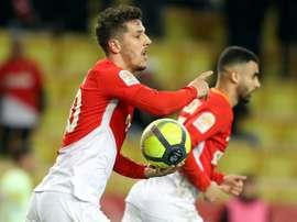 Monaco s'est incliné 3-2. AFP