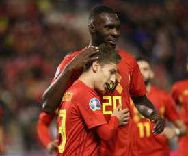 Le retour de Benteke coûtera 10 millions d'euros à Aston Villa. AFP
