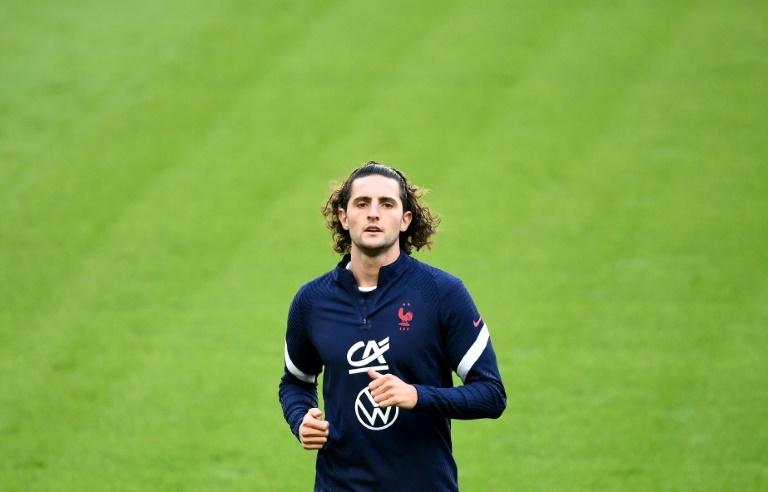 Rabiot déterminé à s'imposer avec les Bleus — Equipe de France