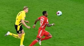 Bayern see Alaba at Madrid and set sights on Militao. AFP