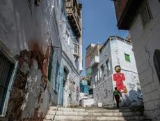 Mohamed Salah, prophète en son pays. AFP