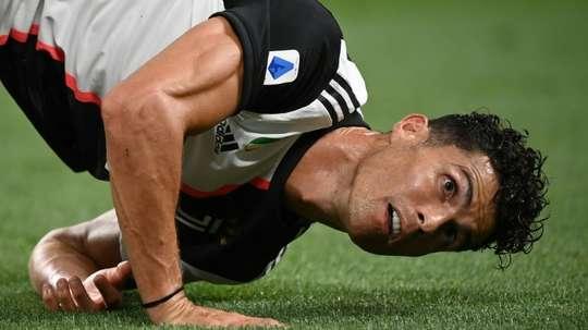 Ronaldo aveva accettato l'offerta del Valencia. AFP