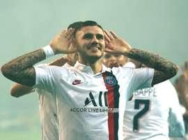 Les deux joueurs dans lesquels Inter va investir les 50 millions d'Icardi. AFP