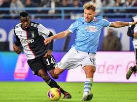 Diaconale criticou posição da Juventus.  AFP
