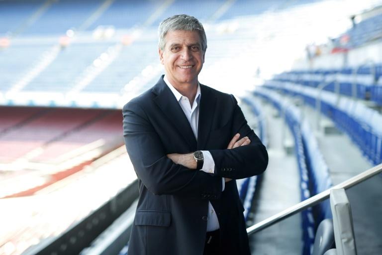 Dimite el vicepresidente deportivo del Barça, Jordi Mestre