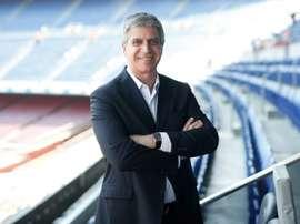 Le Barça jouera la première finale de la Ligue des Champions de son histoire. AFP