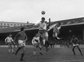 1968, quand le foot français était (déjà) au point mort. AFP
