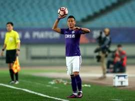 Il pourrait être le premier joueur Ouïghour à jouer avec la Chine. AFP