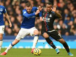 Sigurdsson will leave Everton. AFP