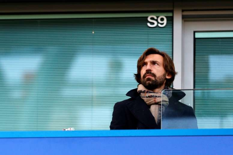 Pirlo wants new blood. AFP