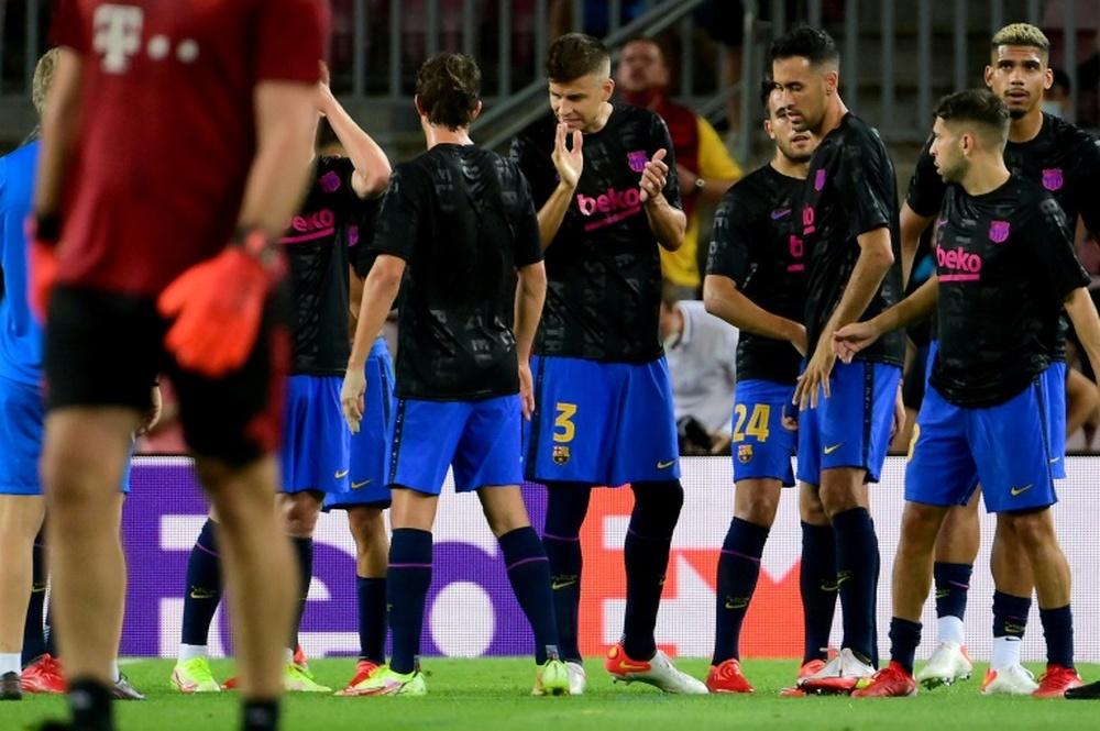 Un Barça sin tirón: solo 23.000 solicitudes para el duelo ante el Granada. AFP
