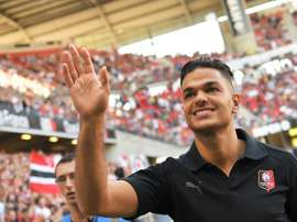 El francés se decantó por el Rennes. AFP