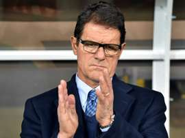 Capello rules out Italy job. AFP