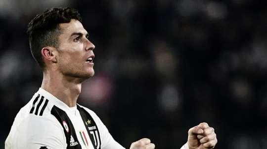 Matuidi deixou rasgados elogios a Cristiano Ronaldo. AFP