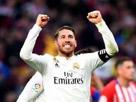 Le Real Madrid s'offre le derby. AFP
