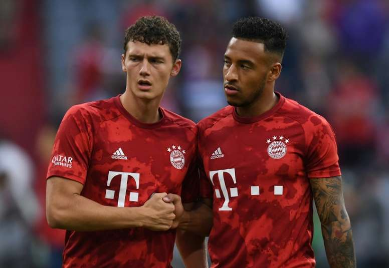 The Bayern revolution starts: Tolisso could be on his way out . AFP