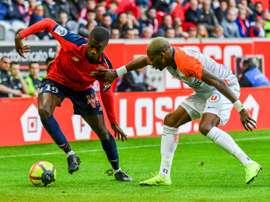 Pepe intéresse le Bayern Munich. AFP