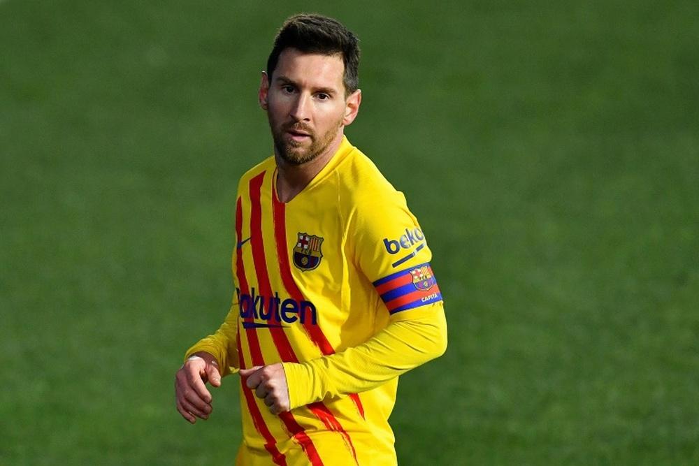 O gigantesco lucro que Messi gera ao Barça. AFP