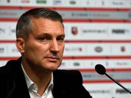 Le Stade Rennais dément la venue de Koscielny. AFP