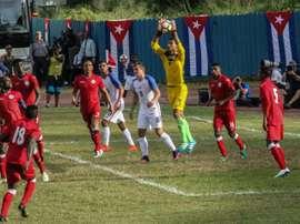 Dos jugadores cubanos se marchan a la República Dominicana. AFP