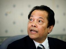 Il avait été suspendu 3 ans et demi. AFP
