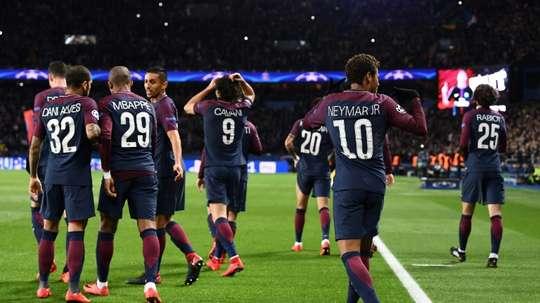 El conjunto parisino ya tiene un descarte para enero. AFP