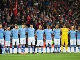 Le chiffre d'affaires de Manchester City encore en augmentation. AFP