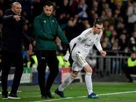 Agente de Bale critica a torcida madridista. AFP