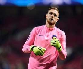 Oblak revient avec la Slovénie après une pause. AFP