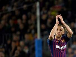 Arthur sarà presente al Camp Nou. AFP