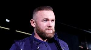 Rooney en colère contre la crise dans le football. AFP