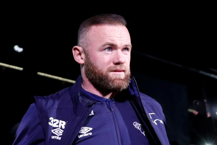 Más problemas para el Derby County de Rooney: ¡le quitan 12 puntos! AFP