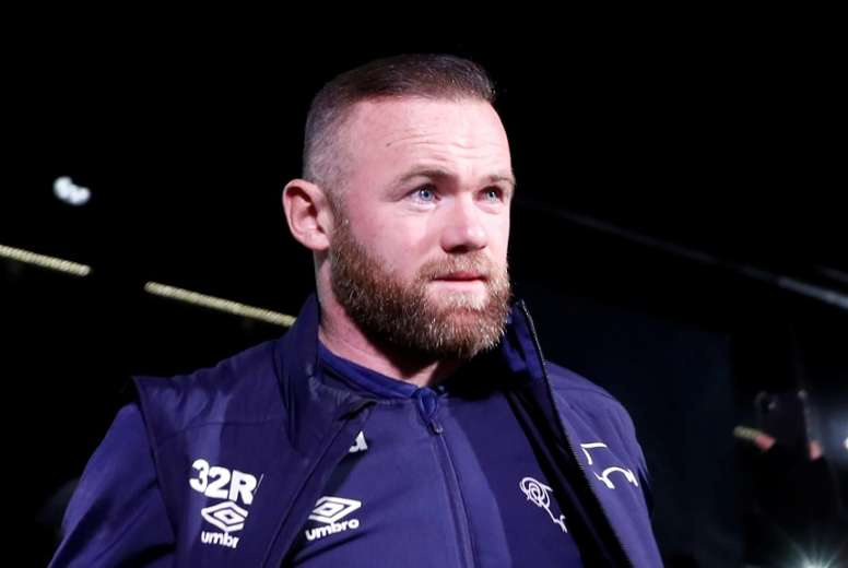 Rooney may have played his last game. AFP