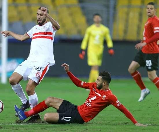 Egipto y Senegal paran su fútbol 15 días. AFP