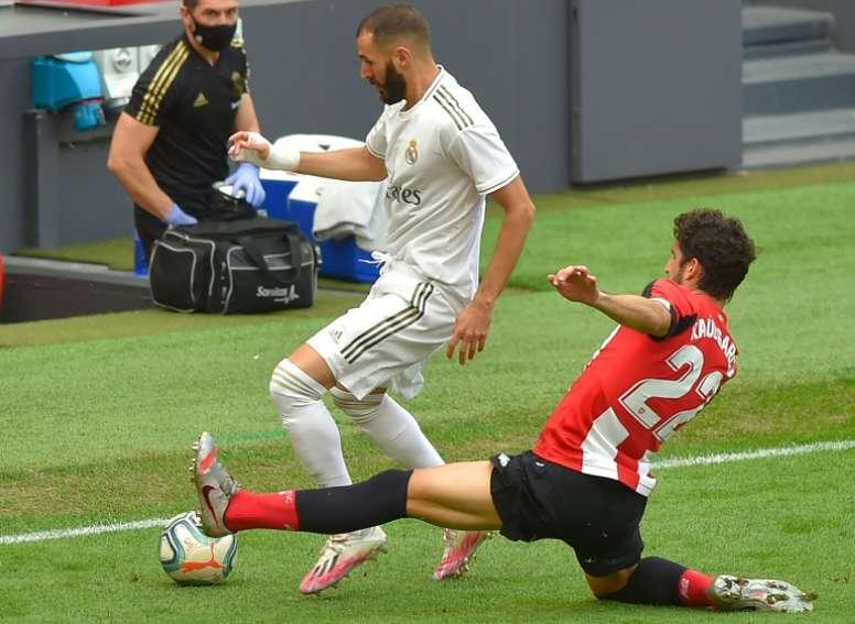 Los dos partidos se adelantan debido a la Supercopa de España. AFP