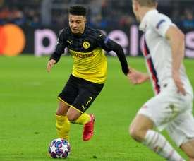 Dortmund have found their replacement. AFP