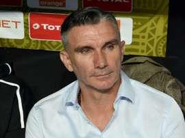 Al-Ahly vire son entraîneur. AFP