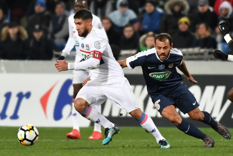 Fekir annonce la couleur contre Villarreal en Ligue Europa — OL