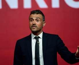 'La Roja' a perdido en un par de meses a Iniesta, Silva y Piqué. AFP/Archivo